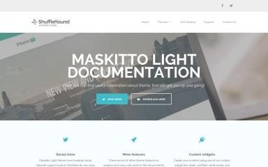 Maskitto Light screenshot
