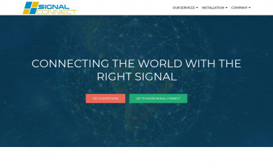 signalconnect.com screenshot