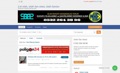 http://silahalimsatim.com screenshot