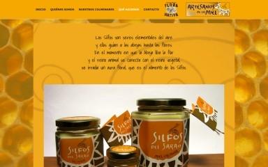 silfosdelsarao.cl screenshot