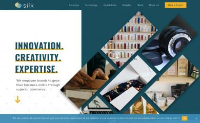 silksoftware.com screenshot