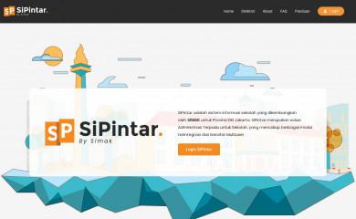 simak-dki.com screenshot