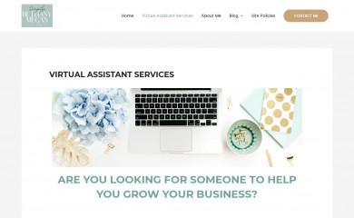 simplybethanymegan.com screenshot