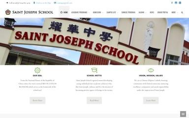 sjs-naga.edu.ph screenshot