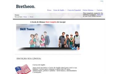 http://skillpontonovo.com.br screenshot