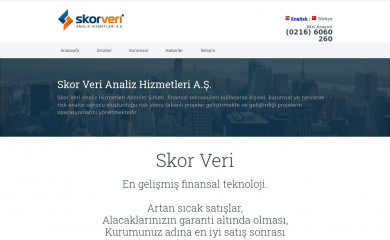 skorveri.com.tr screenshot