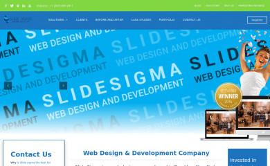 slidesigma.com screenshot
