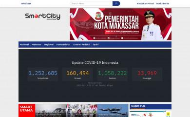 smartcitymakassar.com screenshot
