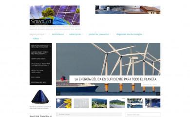 smartgridcostarica.com screenshot