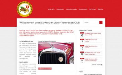 http://smvc.ch screenshot
