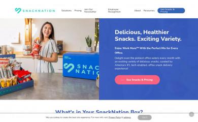 snacknation.com screenshot