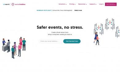 socialtables.com screenshot