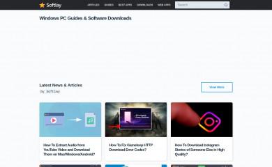 softlay.com screenshot