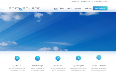 softosource.com screenshot