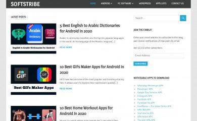 softstribe.com screenshot