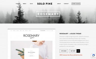 Rosemary screenshot