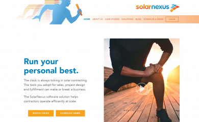 solarnexus.com screenshot