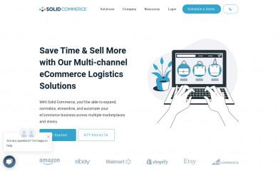 solidcommerce.com screenshot
