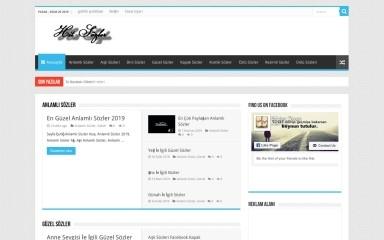 sozler-diyari.com screenshot