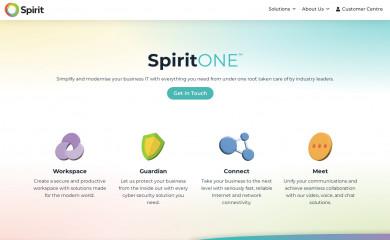 spirit.com.au screenshot