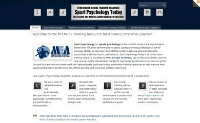 sportpsychologytoday.com screenshot