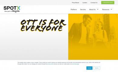 spotxchange.com screenshot