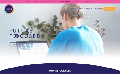 spoted.com.au screenshot