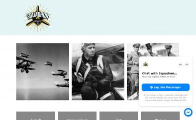 squadronnostalgia.com screenshot