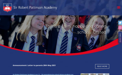 srpa.co.uk screenshot