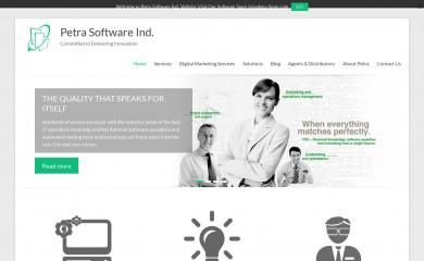t-petra.com screenshot