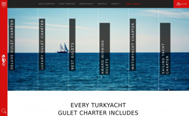 turkyacht.com screenshot