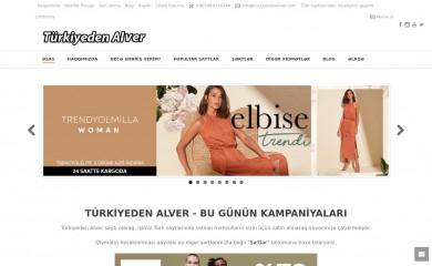 turkiyedenalver.com screenshot