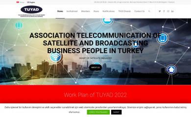 tuyad.org screenshot