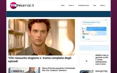 http://tvserial.it screenshot