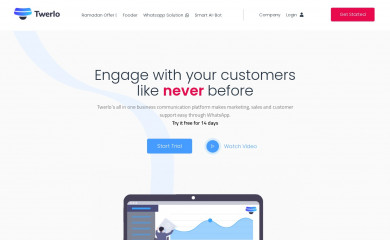 twerlo.com screenshot
