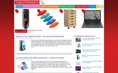 tabletmonkeys.com screenshot
