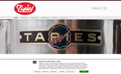 http://tapies.it screenshot