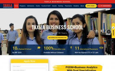 http://taxila.in screenshot