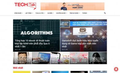 techtalk.vn screenshot