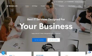 techaxlabs.com screenshot