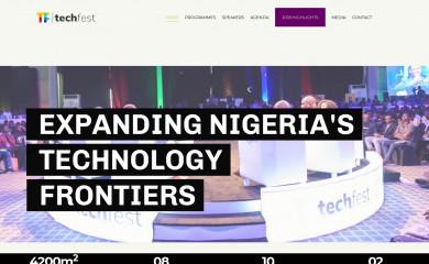 techfest.ng screenshot