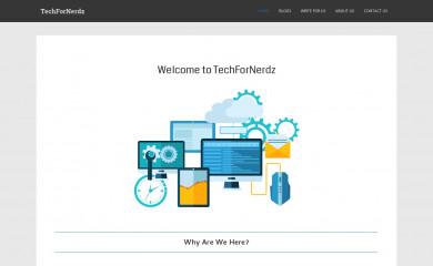 techfornerdz.com screenshot