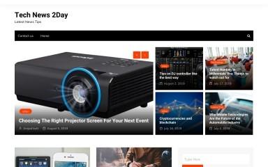 technews2day.com screenshot