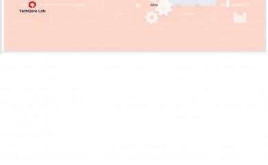 techqorelab.com screenshot