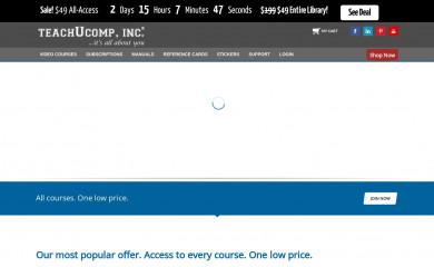teachucomp.com screenshot