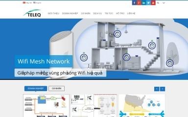 teleq.com.vn screenshot