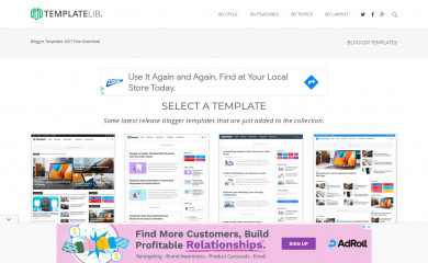 templatelib.com screenshot