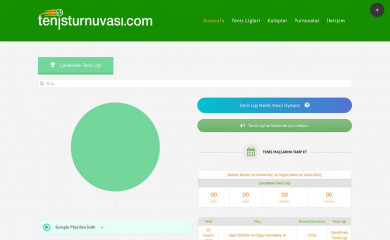 tenisturnuvasi.com screenshot