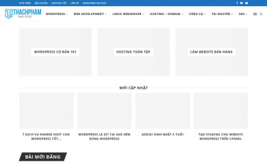 thachpham.com screenshot
