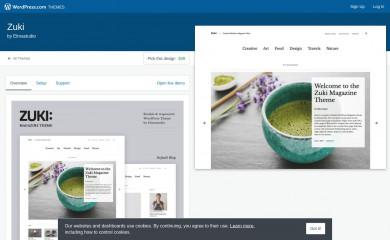 http://theme.wordpress.com/themes/zuki/ screenshot